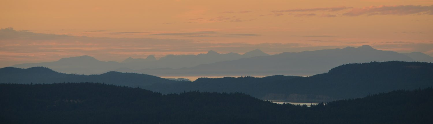 Salt Spring Sunsets