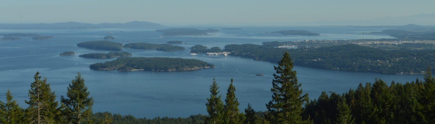 Enjoy the View from Salt Spring