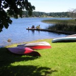 complimentary kayaks, canoes and rowboats