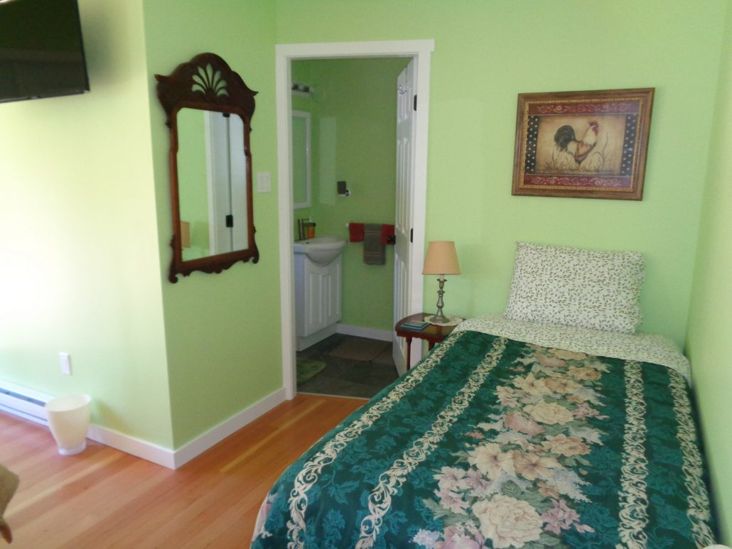 dublin room -single bed