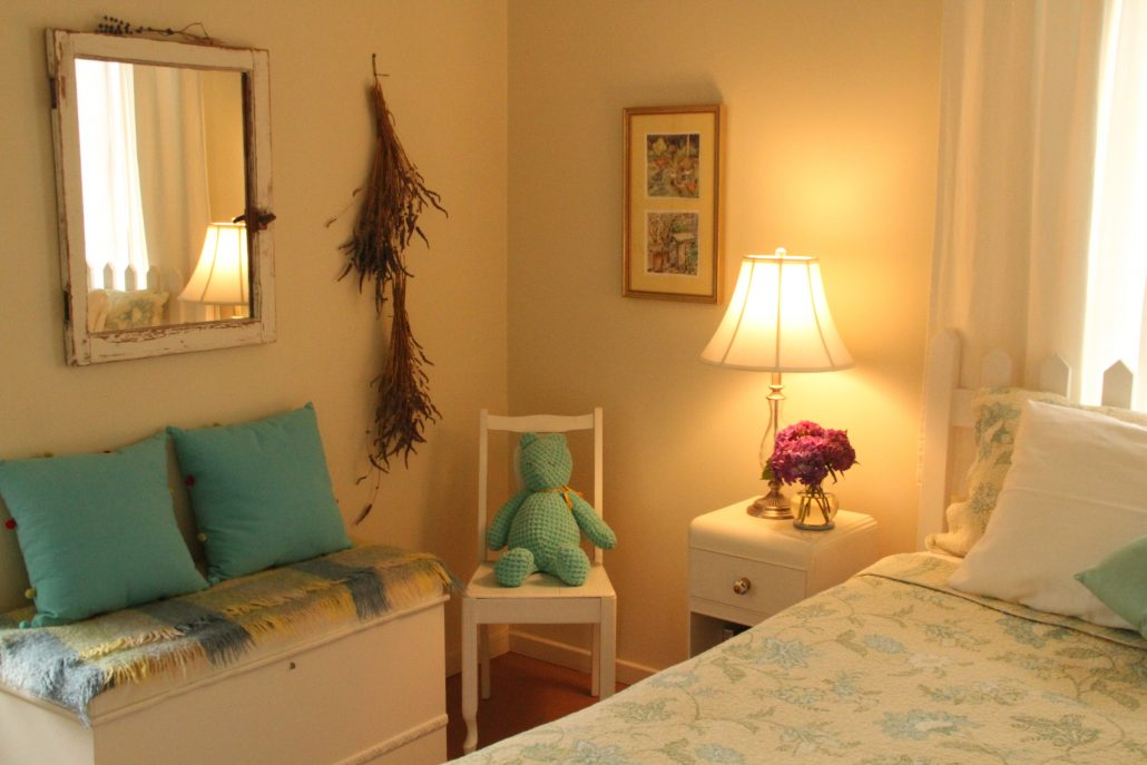 Master Bedroom with Cedar Chest