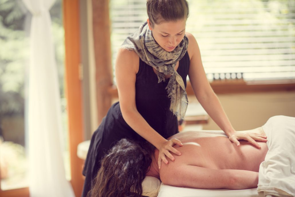 Massage and Spa Services