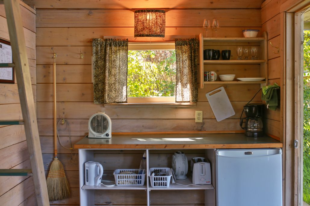cabana kitchenette