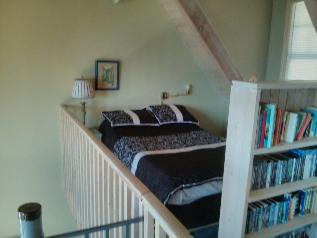 loft bed cottage