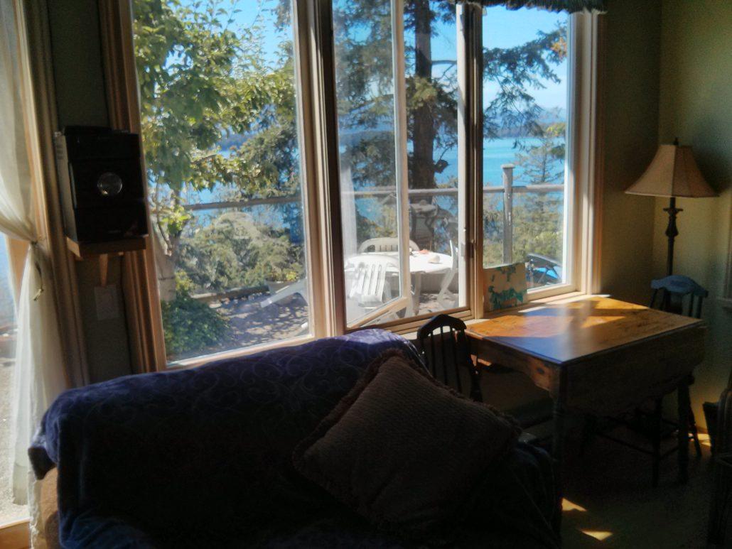 sitting window cottage