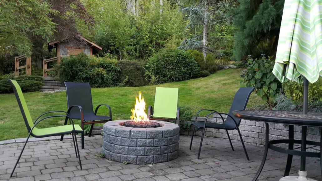 patio firepit