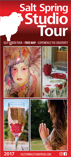 Salt Spring Island Studio Tour
